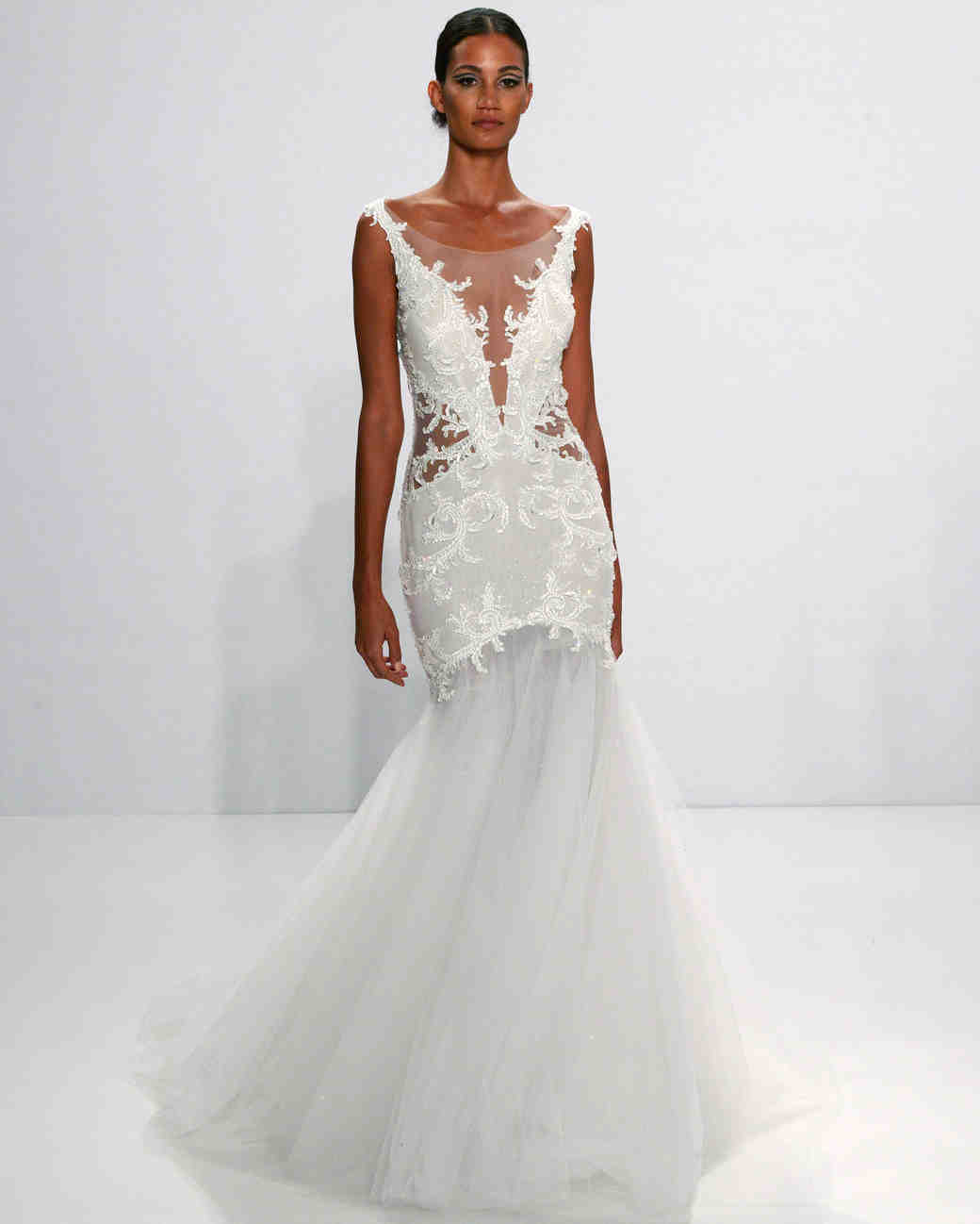 Wedding dress designers pnina tornai wedding dresses in for Pnina tornai wedding dresses prices
