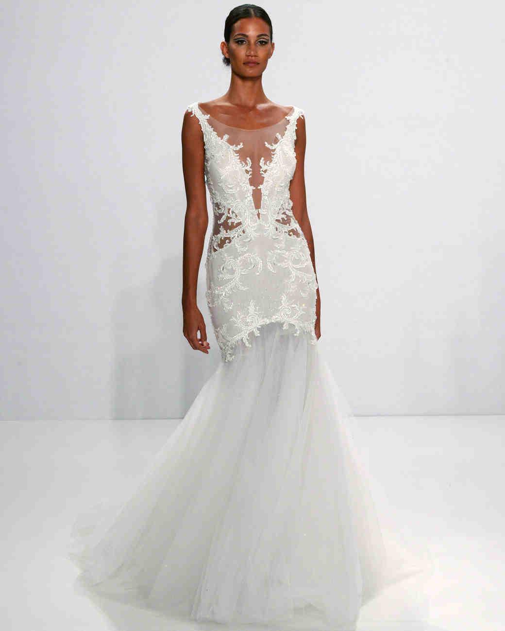 Pnina tornai fall 2017 wedding dress collection martha for Pnina tornai wedding dresses