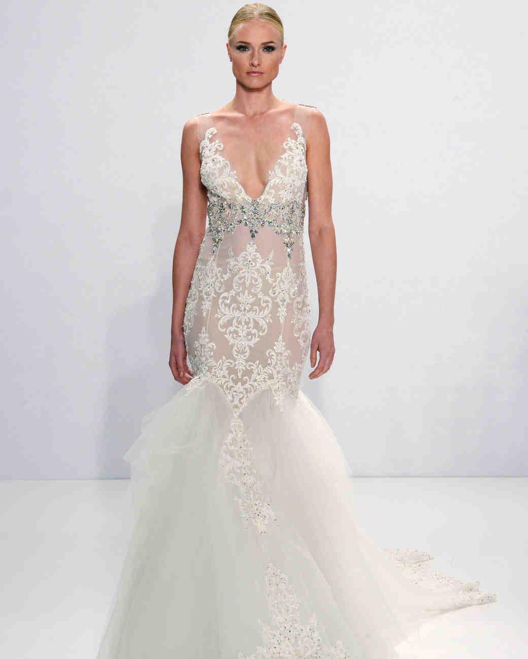 Pnina Tornai Wedding Dress Say Yes To The Dress