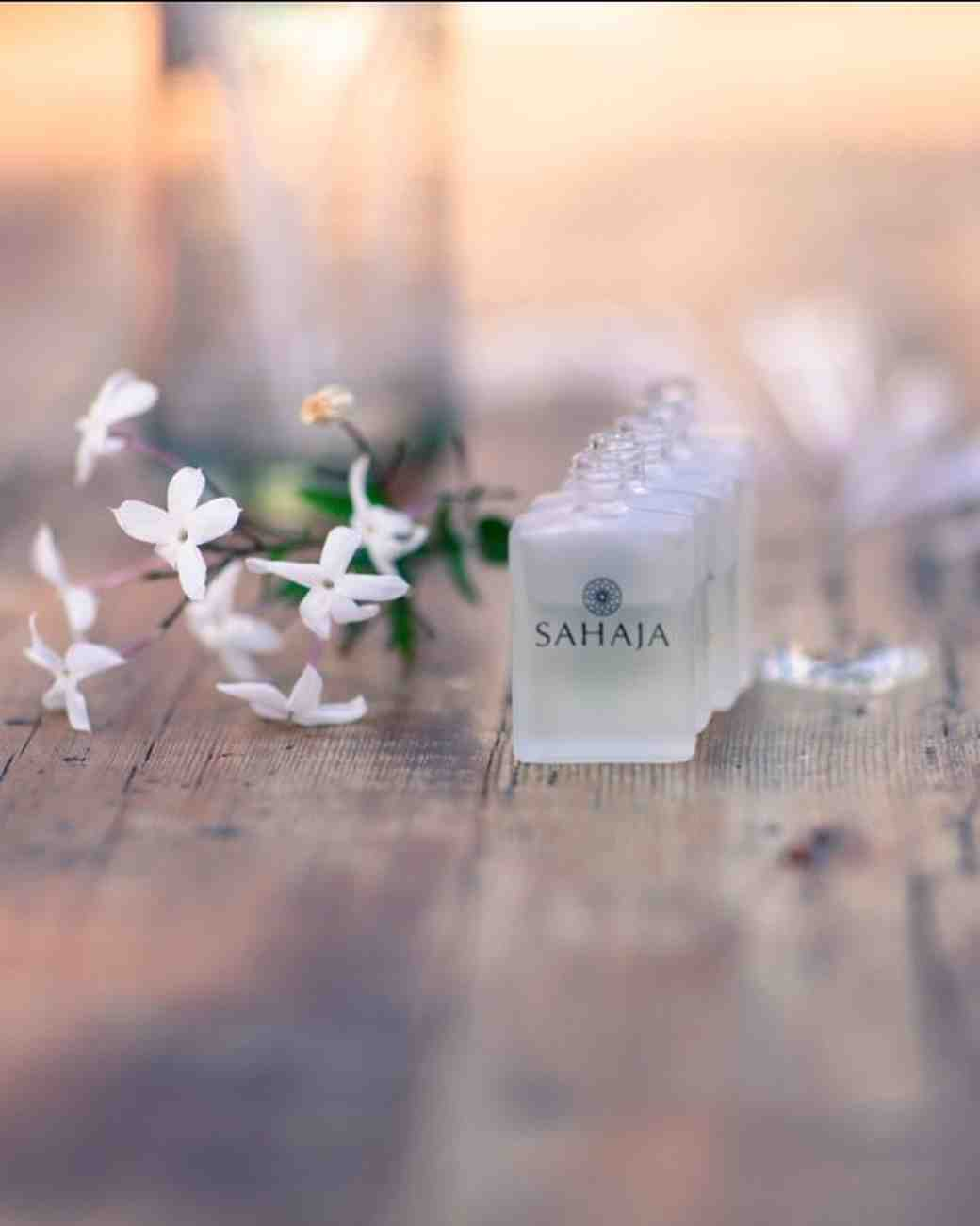 Sahaja Essential Oil wedding fragrance and advice