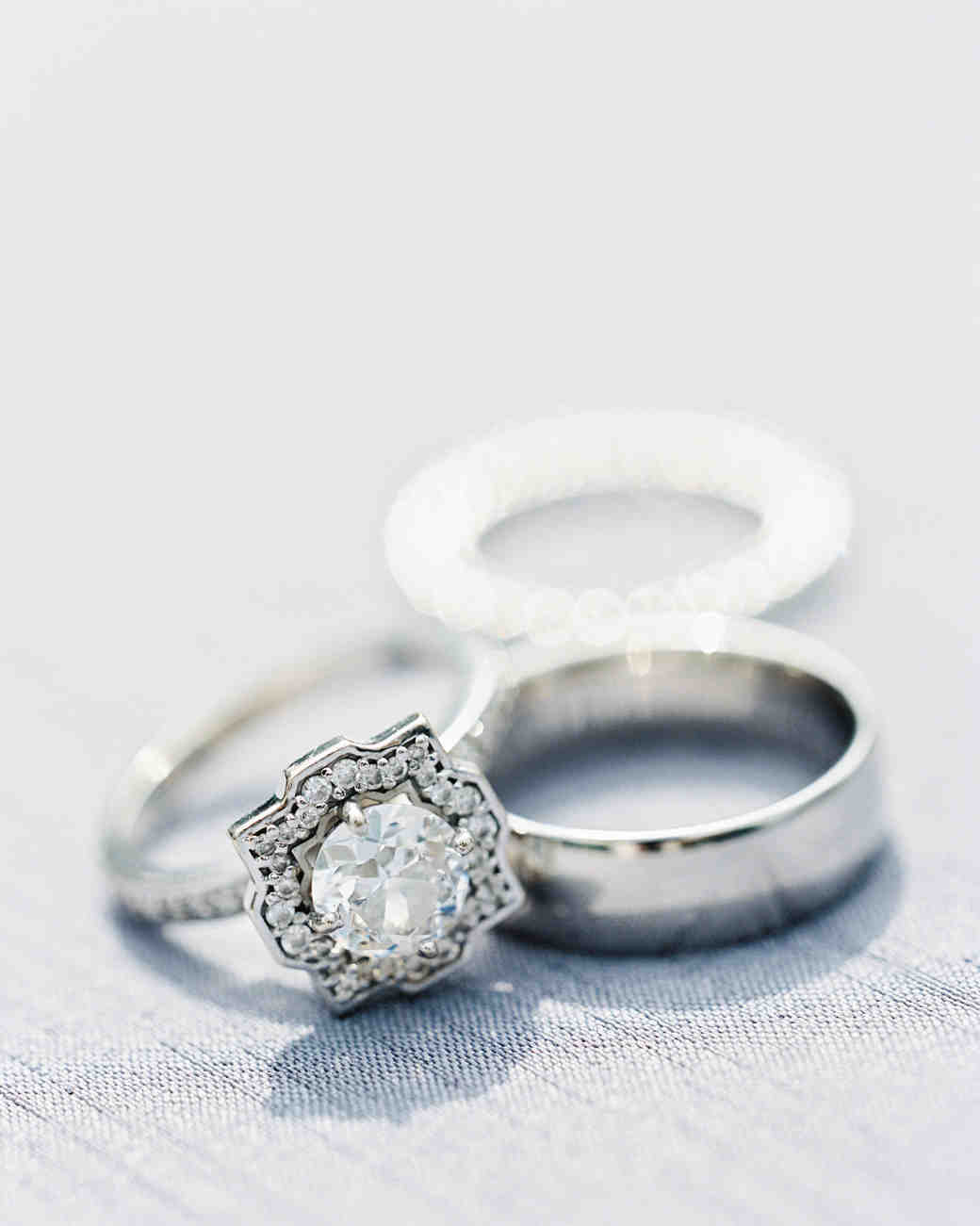 samantha michael wedding rings