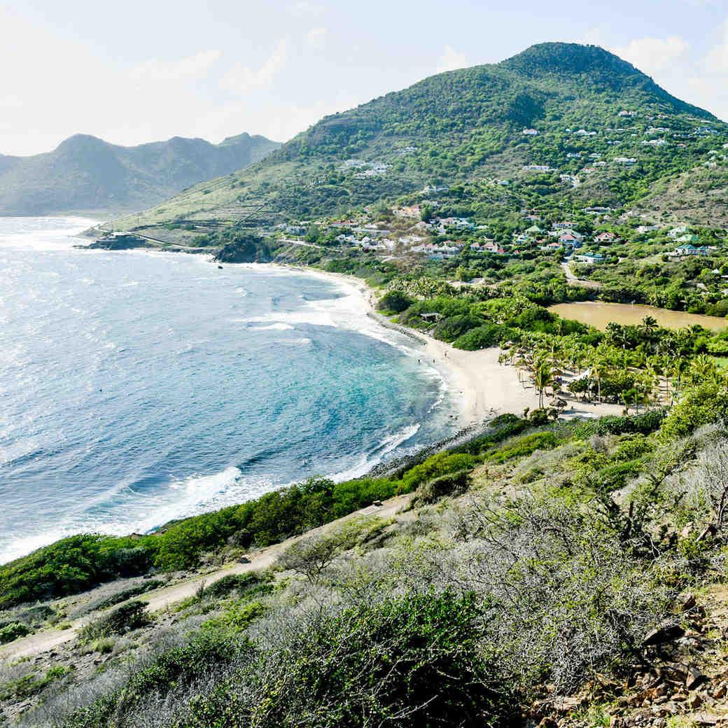 travel honeymoon st. barts toiny beach