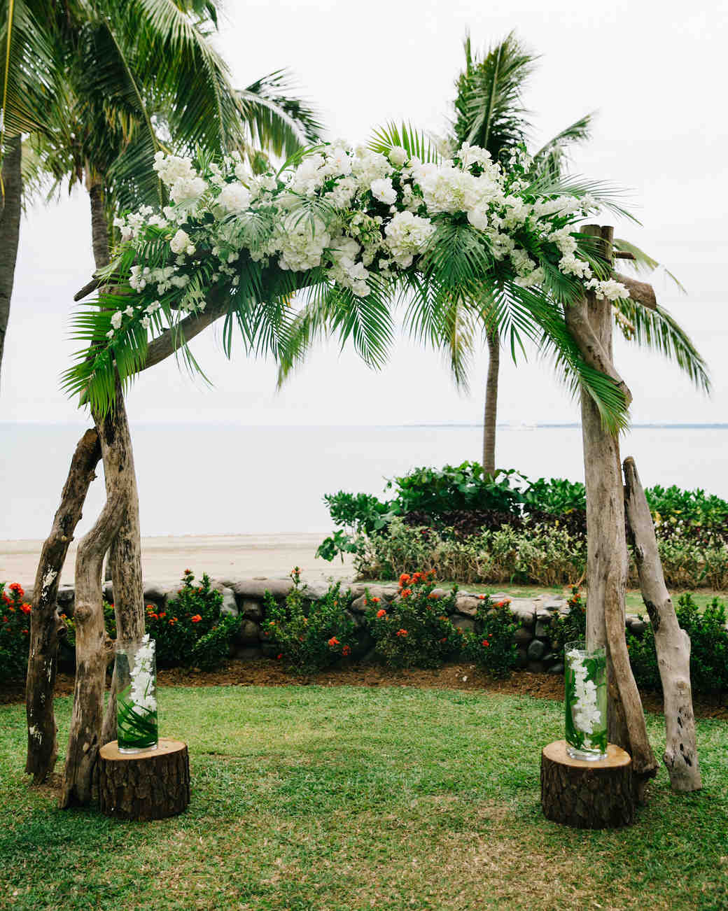 Island Time 33 Tropical Wedding Ideas We Love Martha