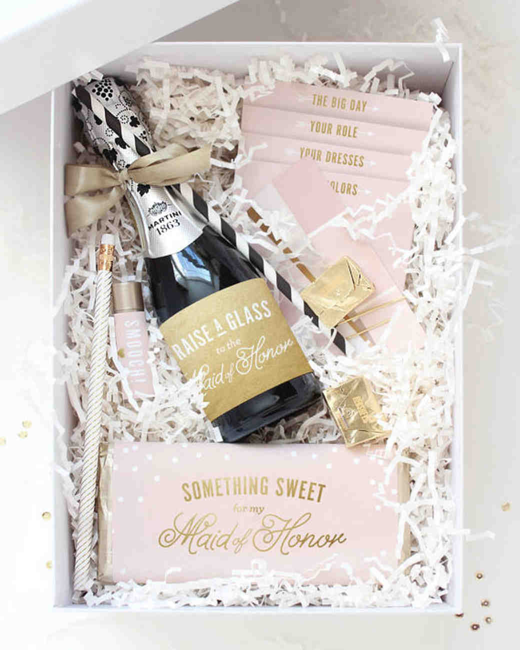Wedding Gift Ideas For Best Friend Girl: 9 Fun Ways To Ask Your BFF To Be Your Maid Of Honor