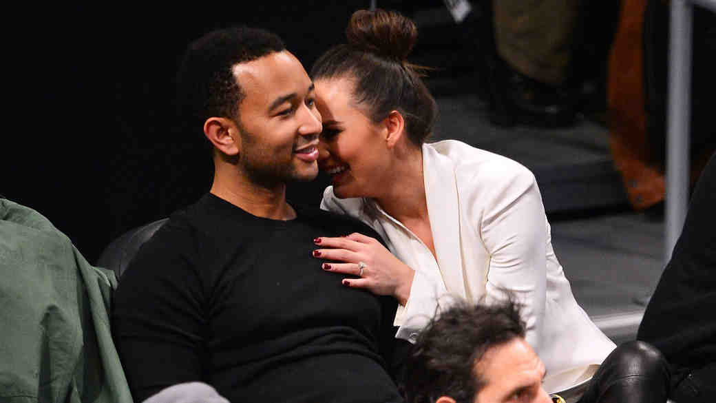 "John Legend's Happy Birthday Message for His ""Queen"" Chrissy Teigen Is Everything"