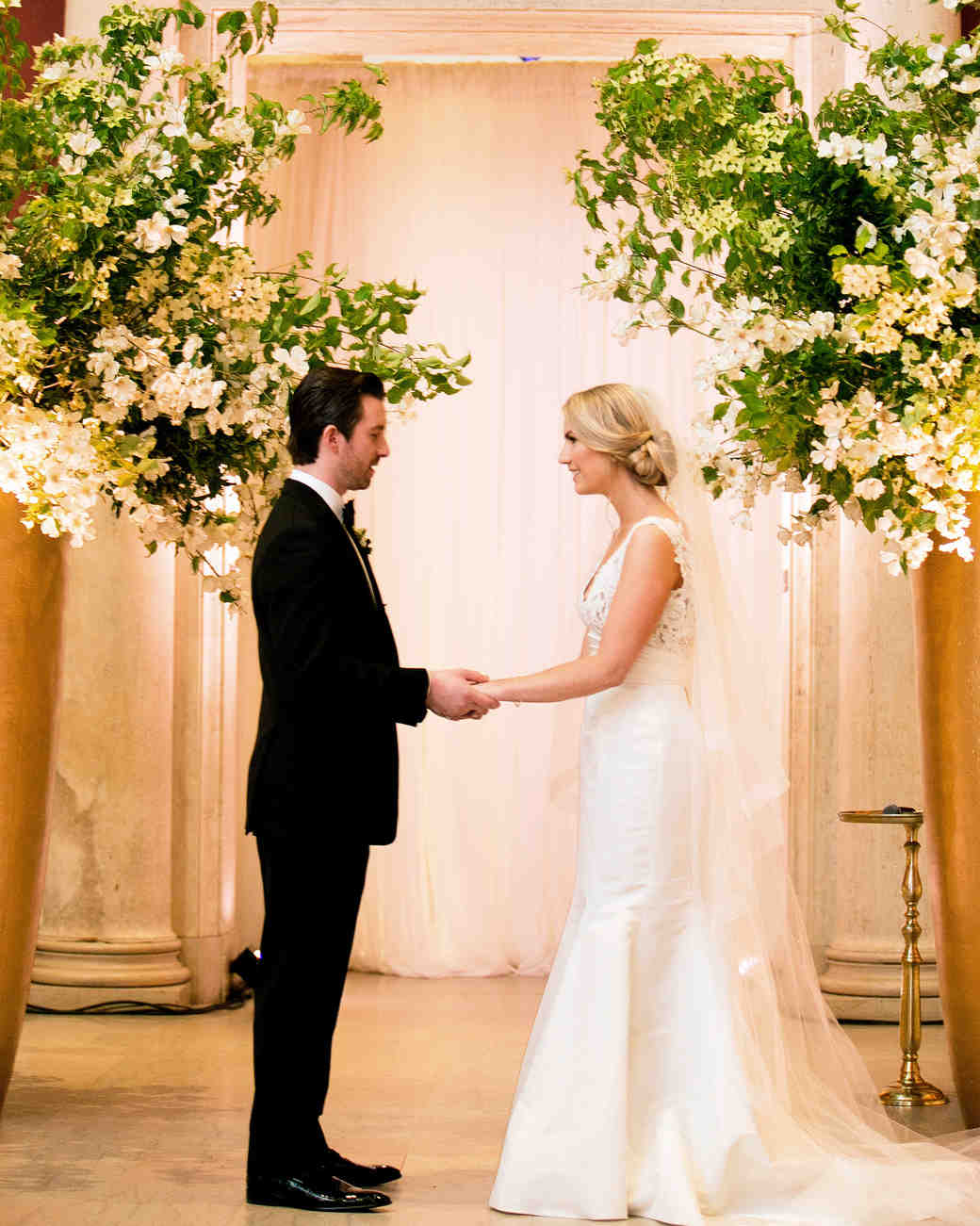 Lad wedding