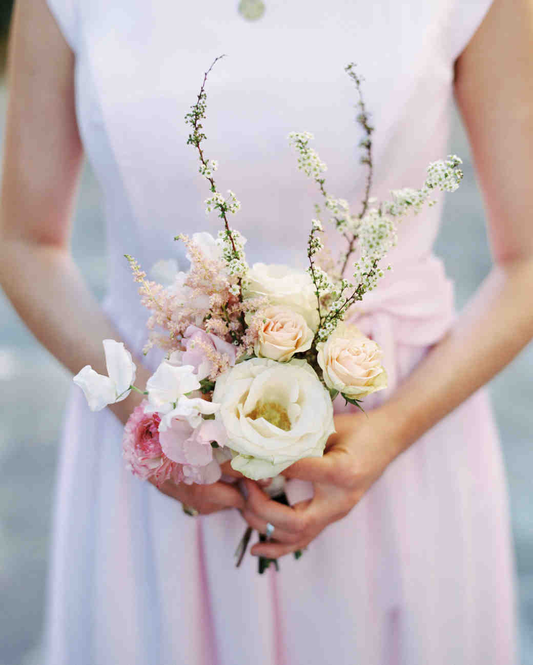 Wedding Flowers Bouquet Ideas: 38 Ideas For Your Bridesmaids' Bouquets