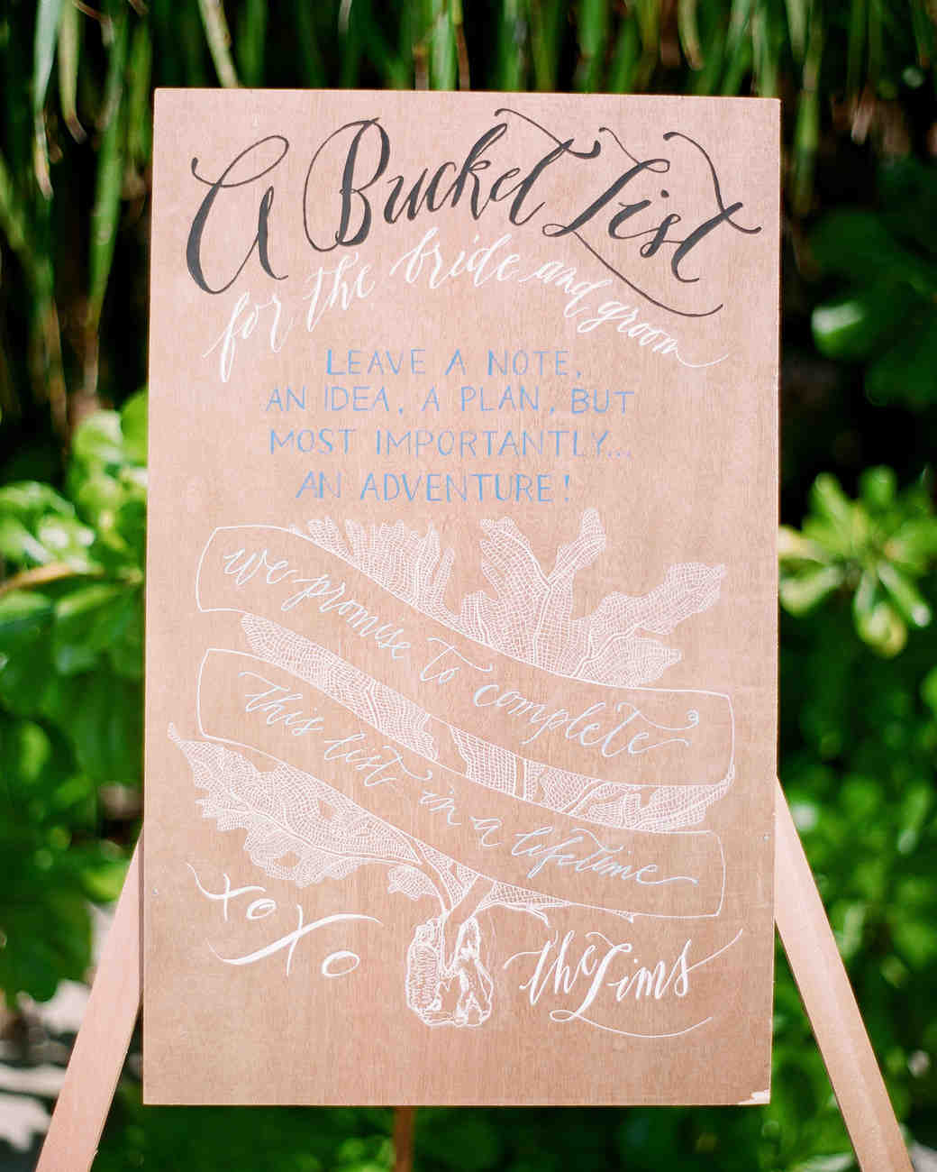 Expert Tips for DIYing Your Wedding Calligraphy
