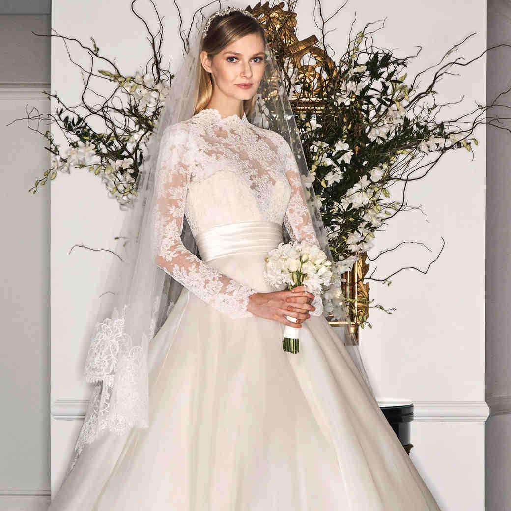 bridal fashion shows martha stewart weddings
