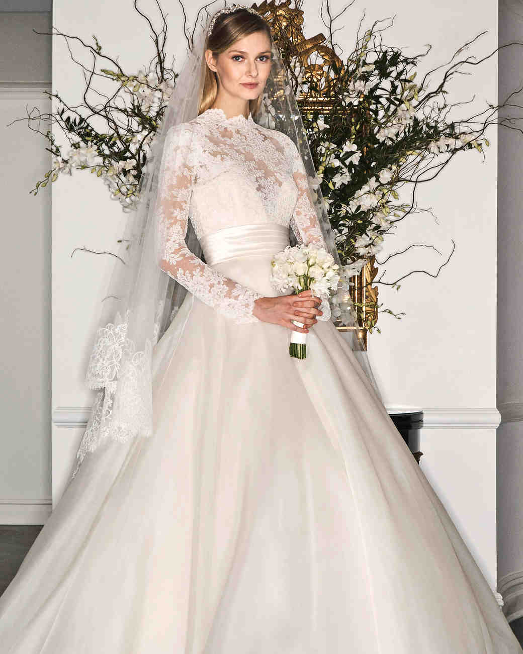 images Romona Keveza Fall 2019 Bridal Collection