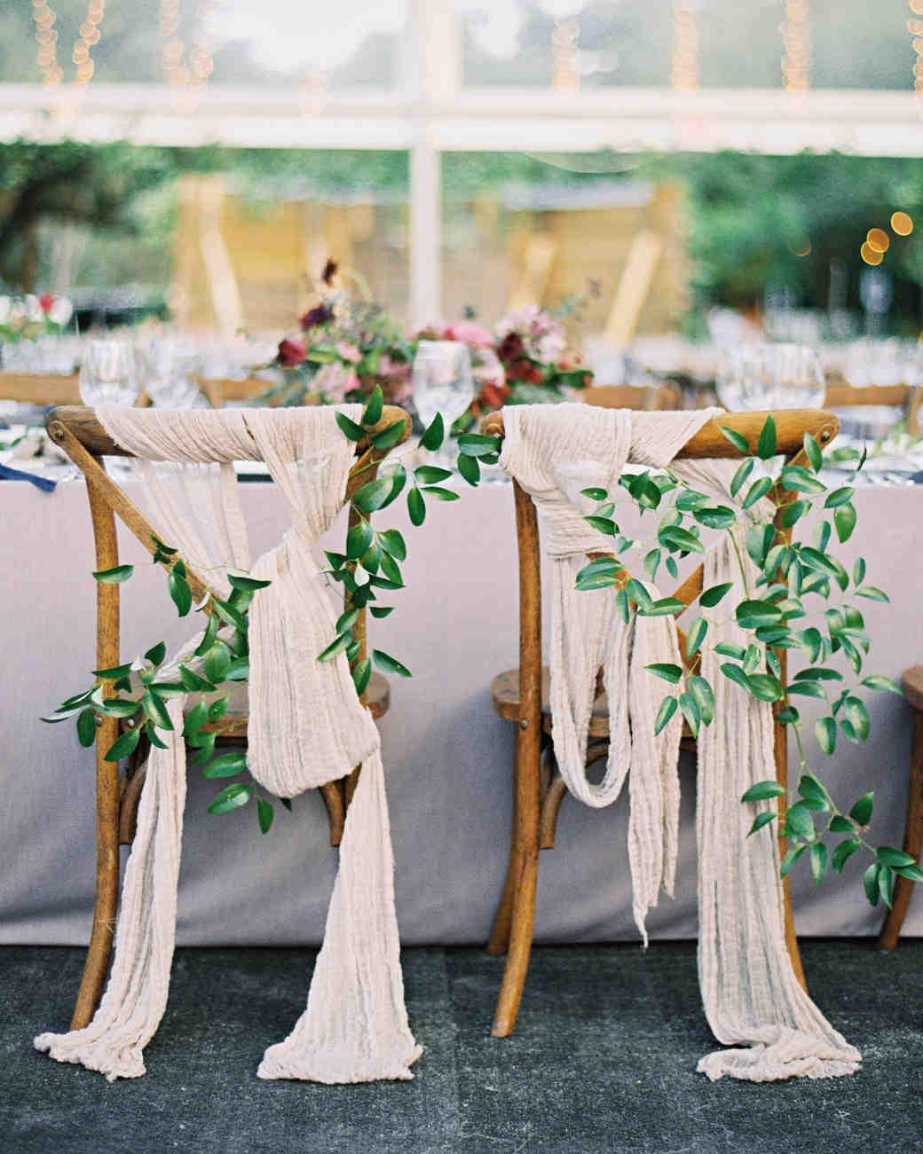 samantha michael wedding chairs