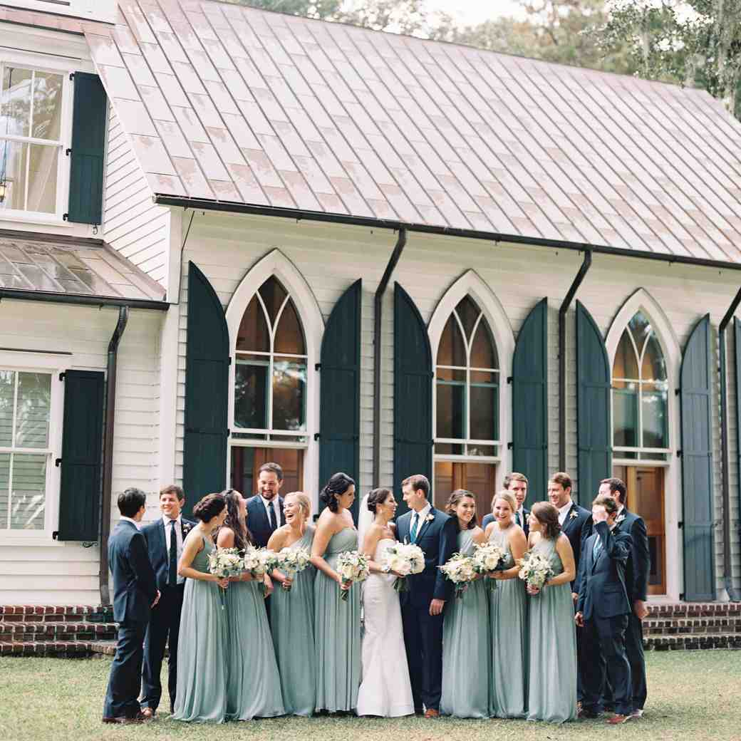 8 People You Shouldn't Feel Obligated to Have in Your Wedding Party