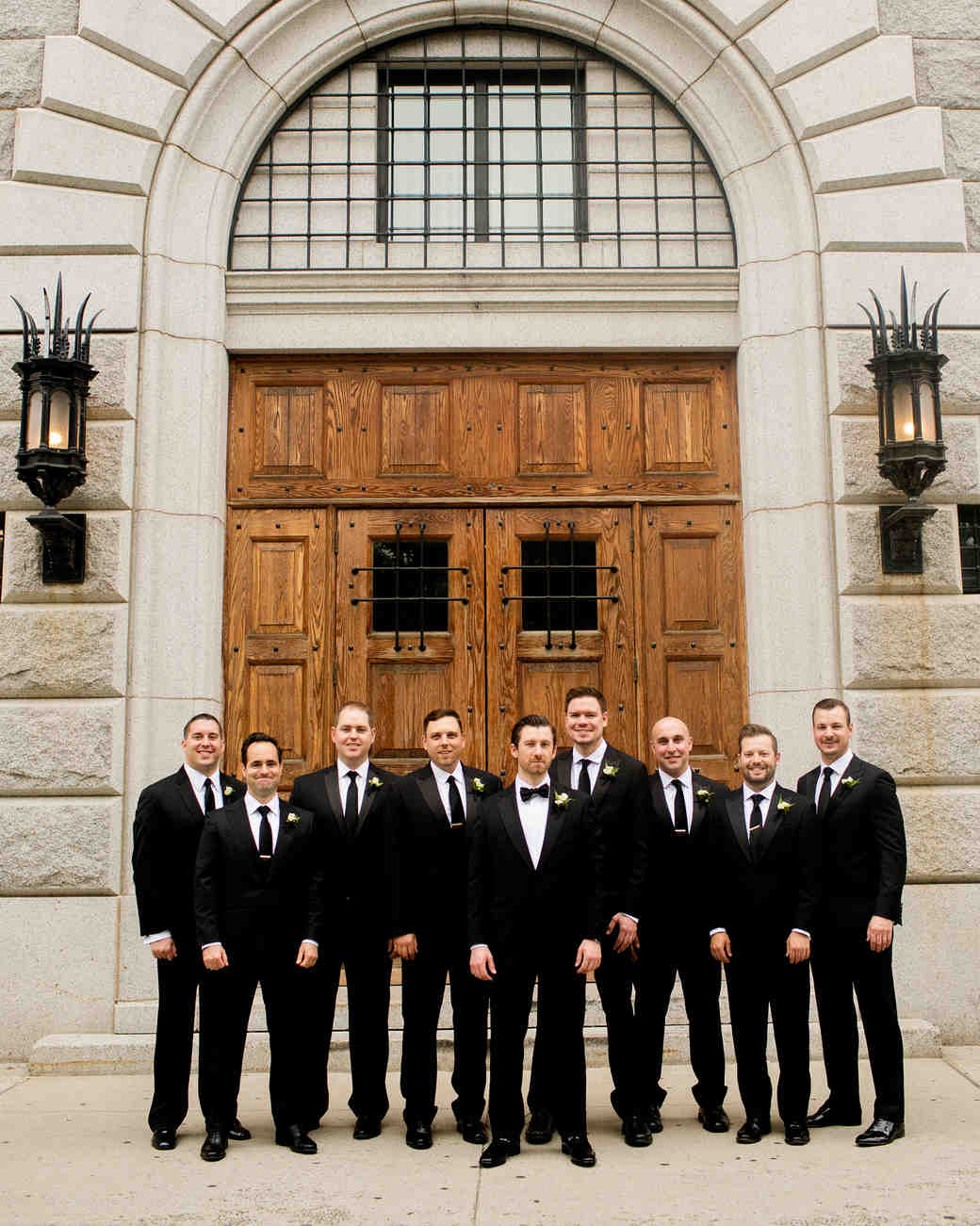 groomsmen church