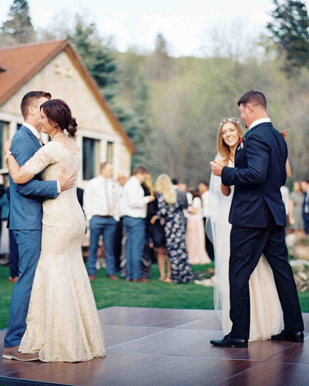 ciera preston wedding parent dance
