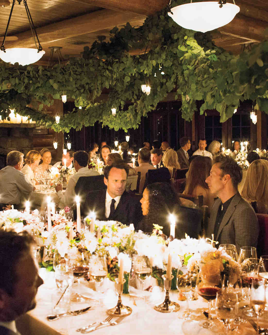 Kate Bosworth And Michael Polish S Ranch Wedding In