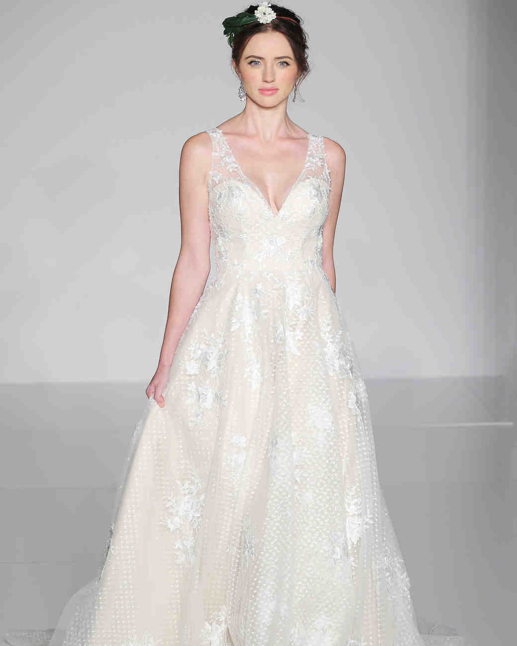Fall Wedding Gown: Maggie Sottero Spring 2017 Wedding Dress Collection
