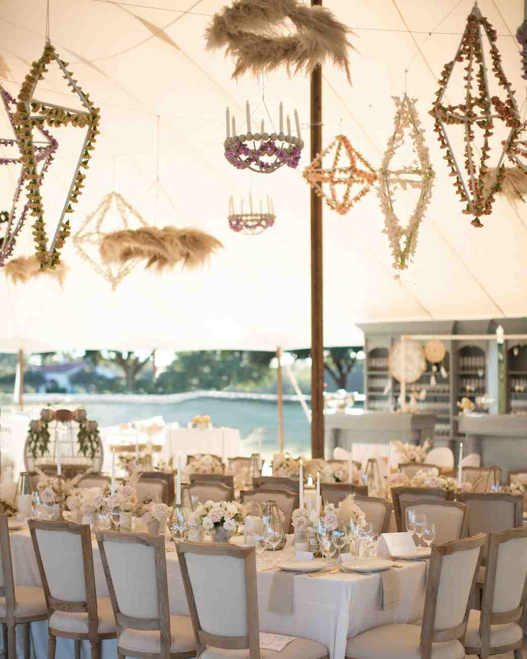 wedding tables tent