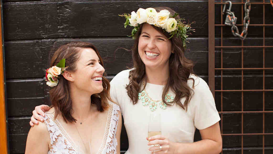 Bridal Shower Hairstyle : Bridal shower ideas martha stewart weddings