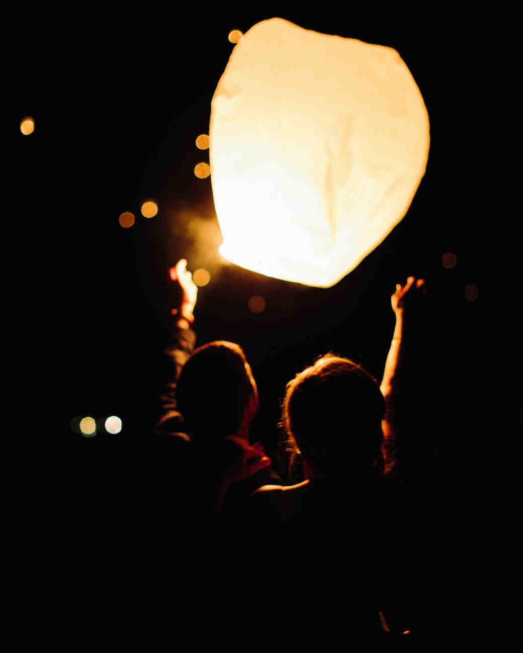 hadley corey wedding wish lantern