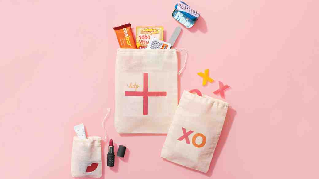 1 Muslin Bag, 3 Clever Wedding Uses