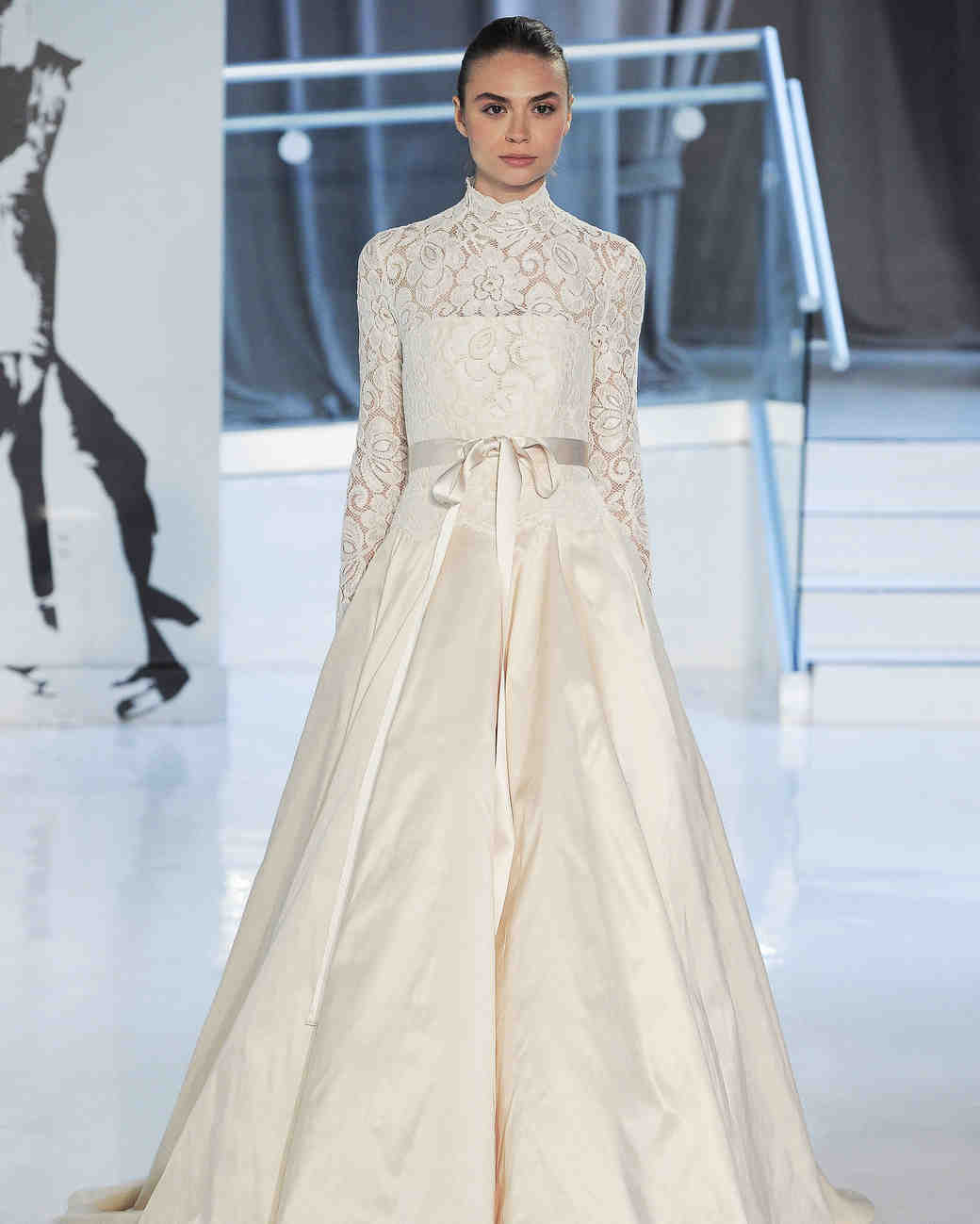 Long Sleeve Wedding Gowns: Long-Sleeve Wedding Dresses We Love