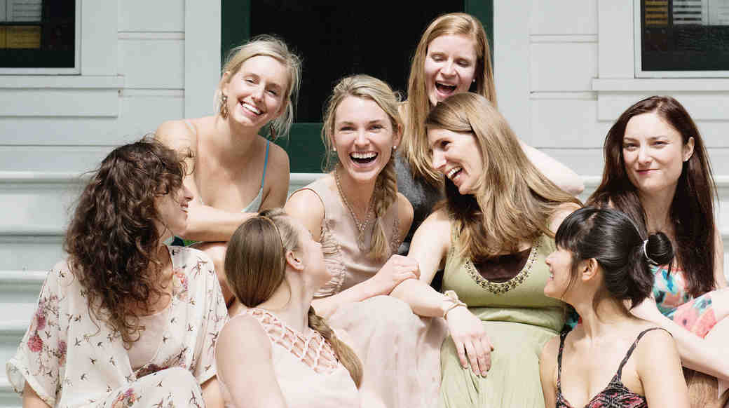 5 Signs You're a Top-Notch Bridesmaid