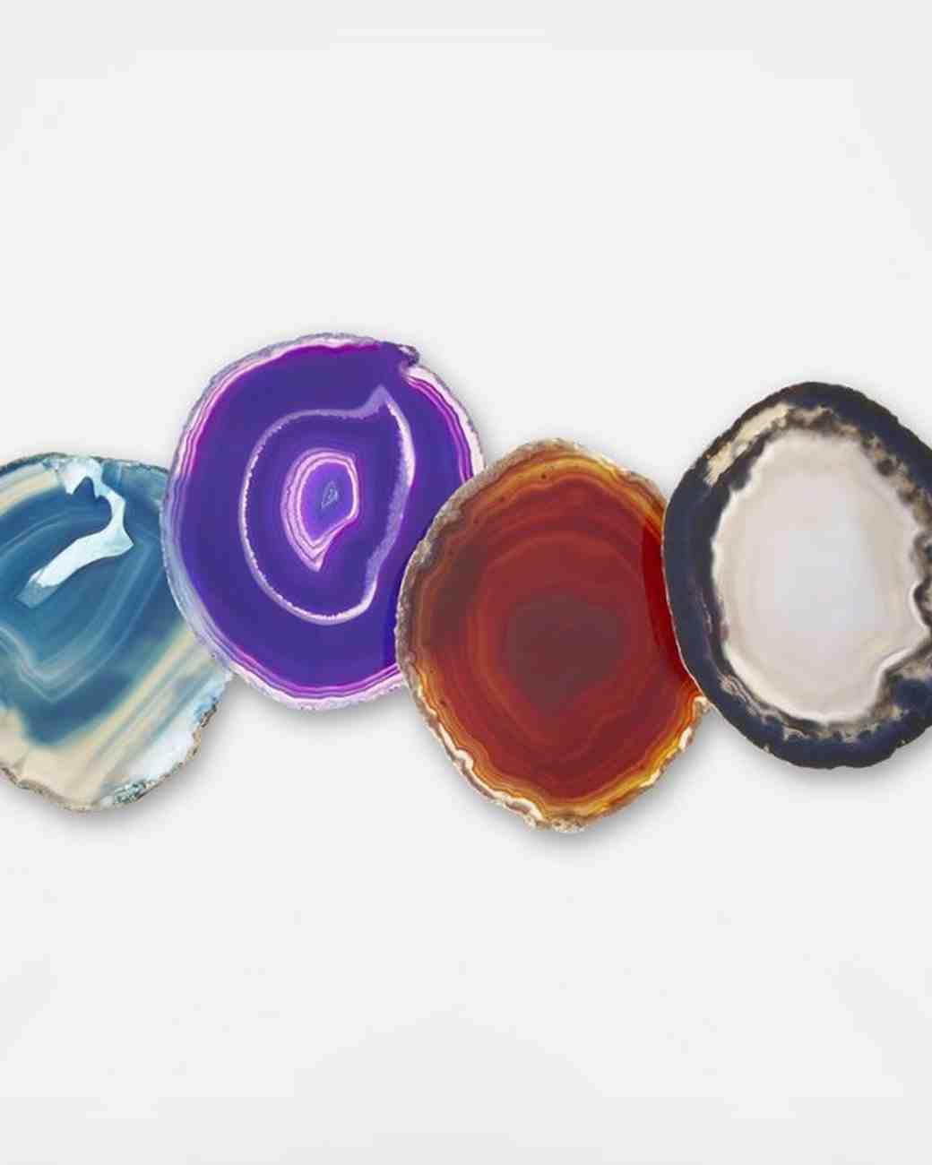 Geode Coasters