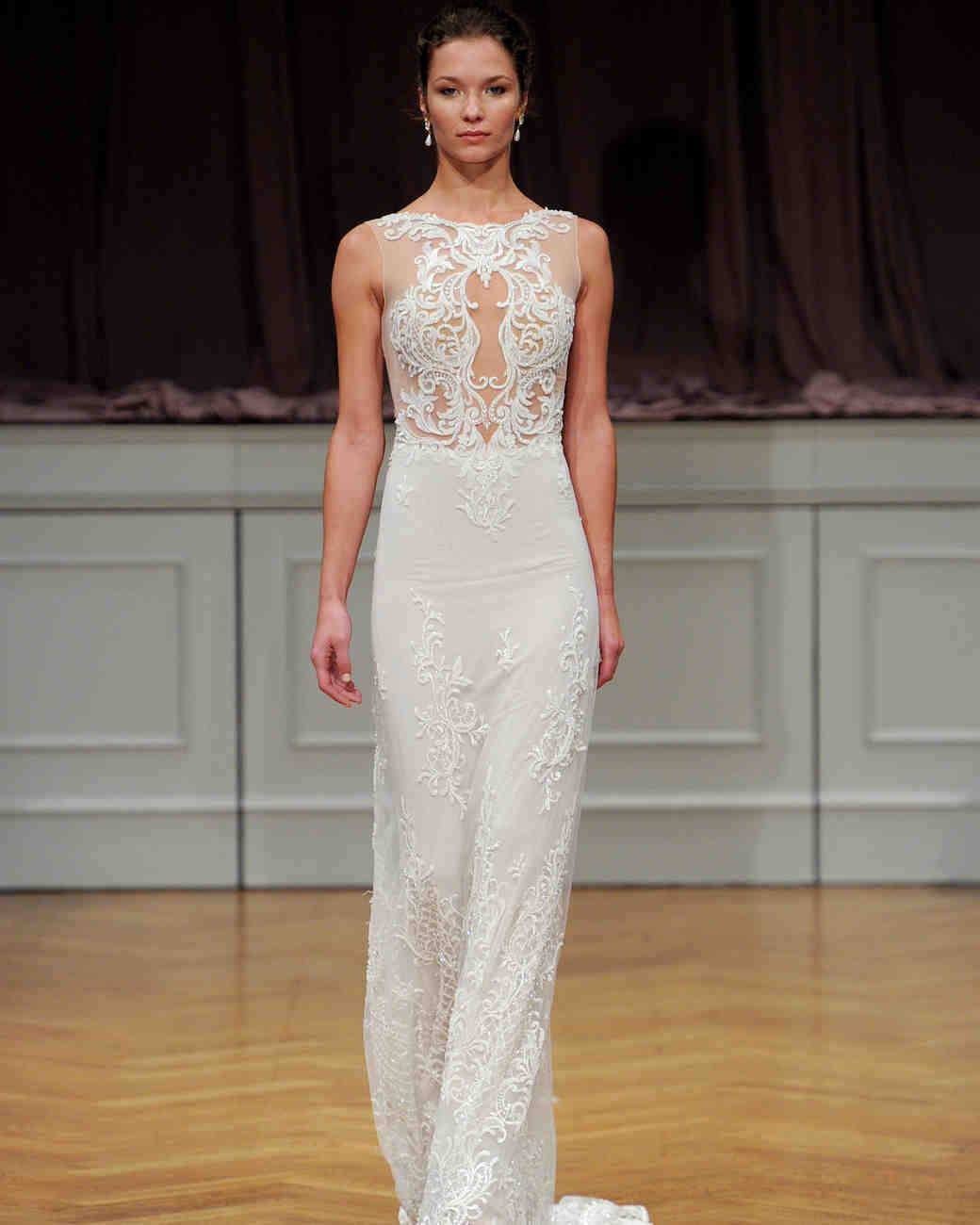 Alon Livne White Fall 2017 Wedding Dress Collection