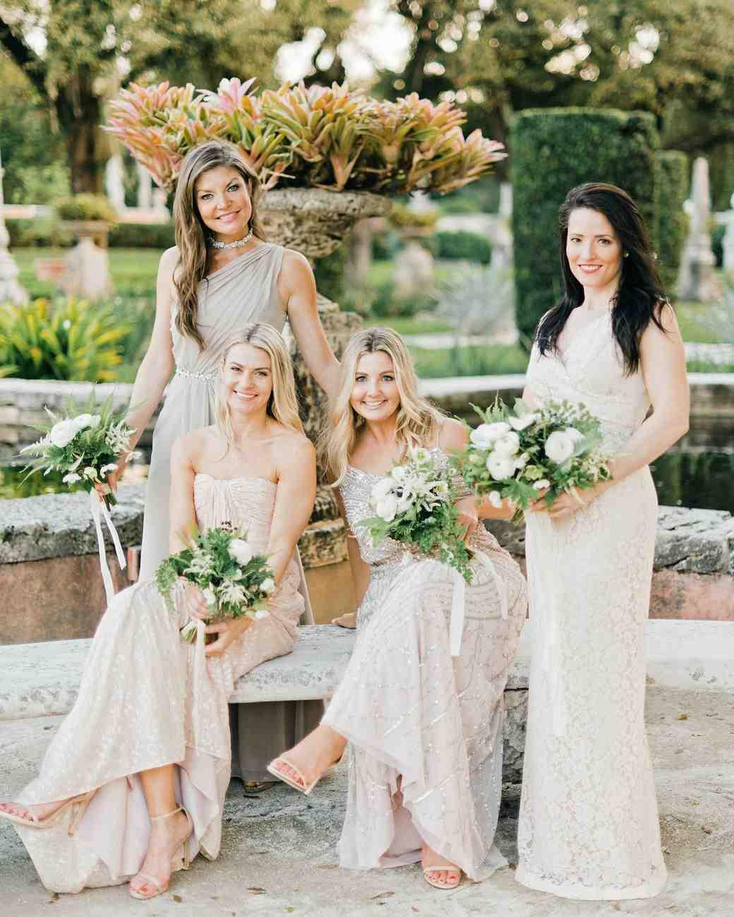 brette patrick wedding bridesmaids