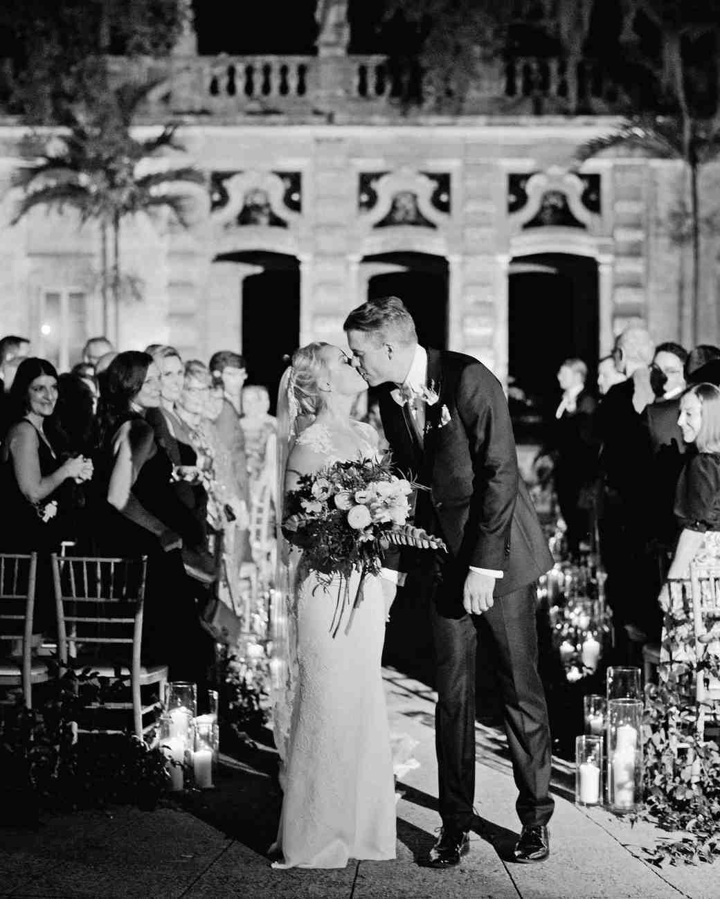 brette patrick wedding recessional