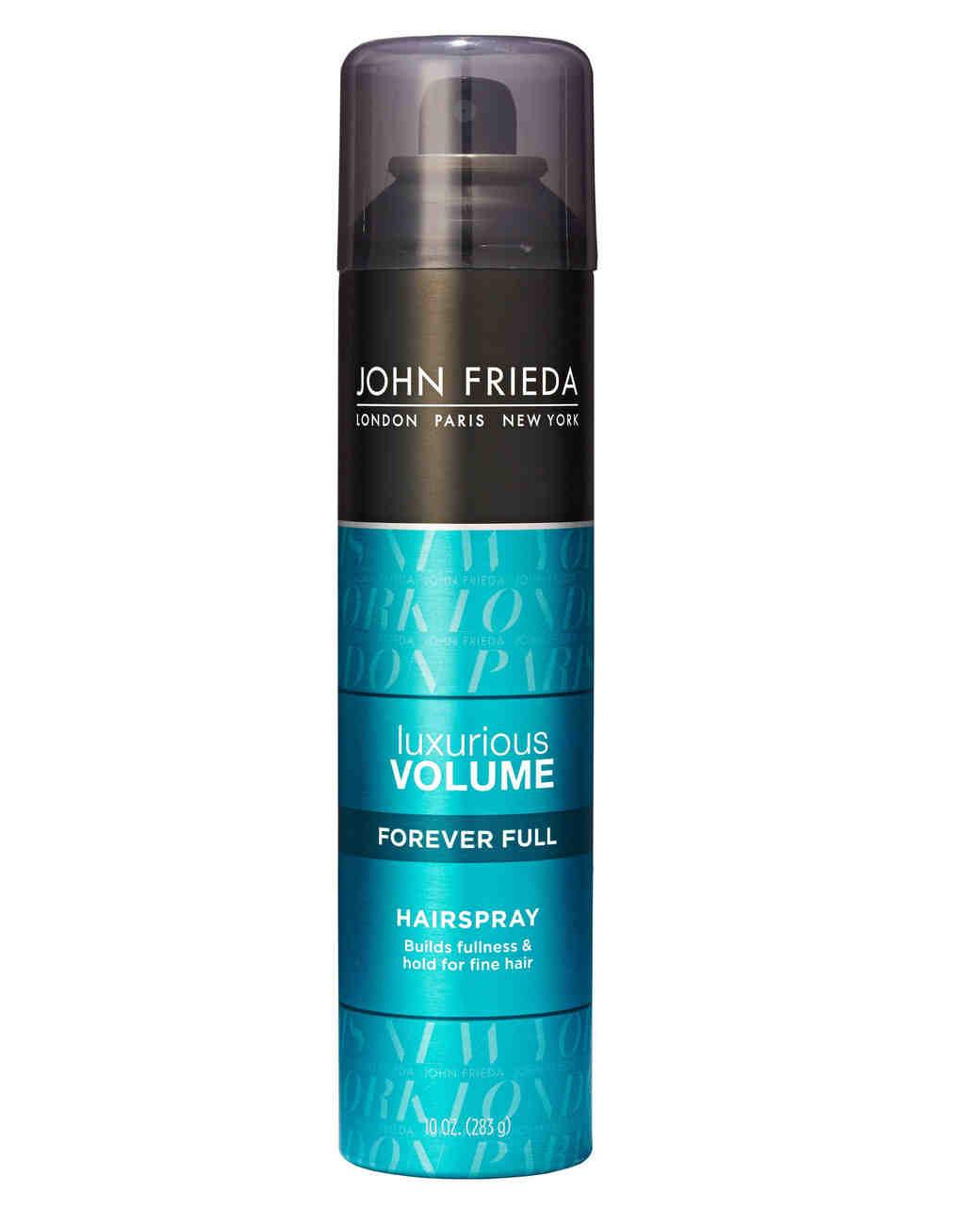 john frieda luxurious volume one time use