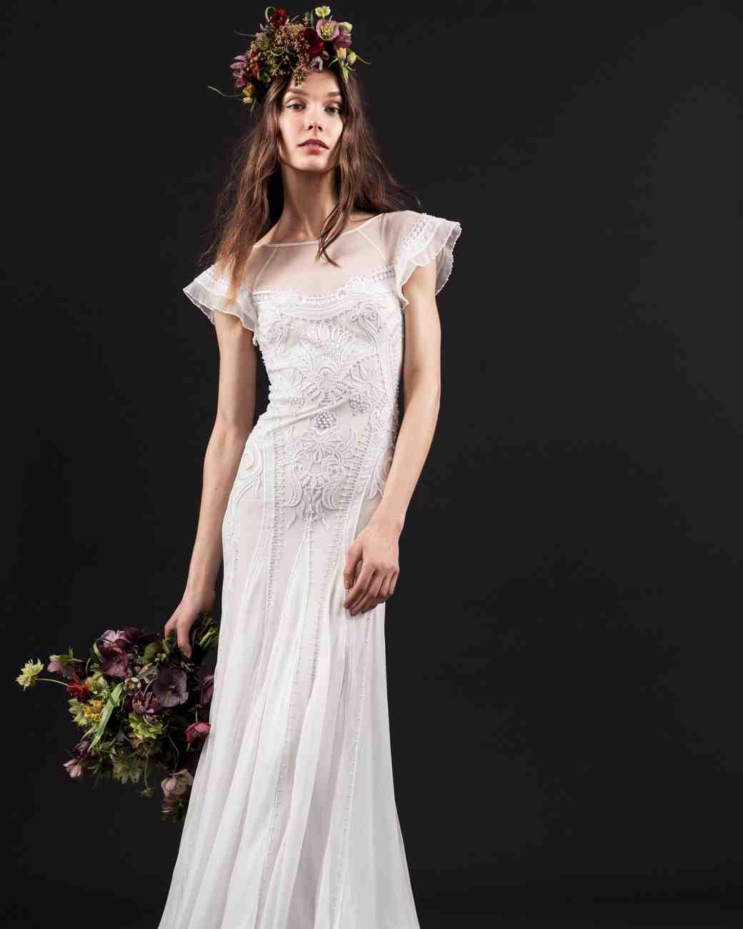 Temperley London Spring 2017 Wedding Dress Collection