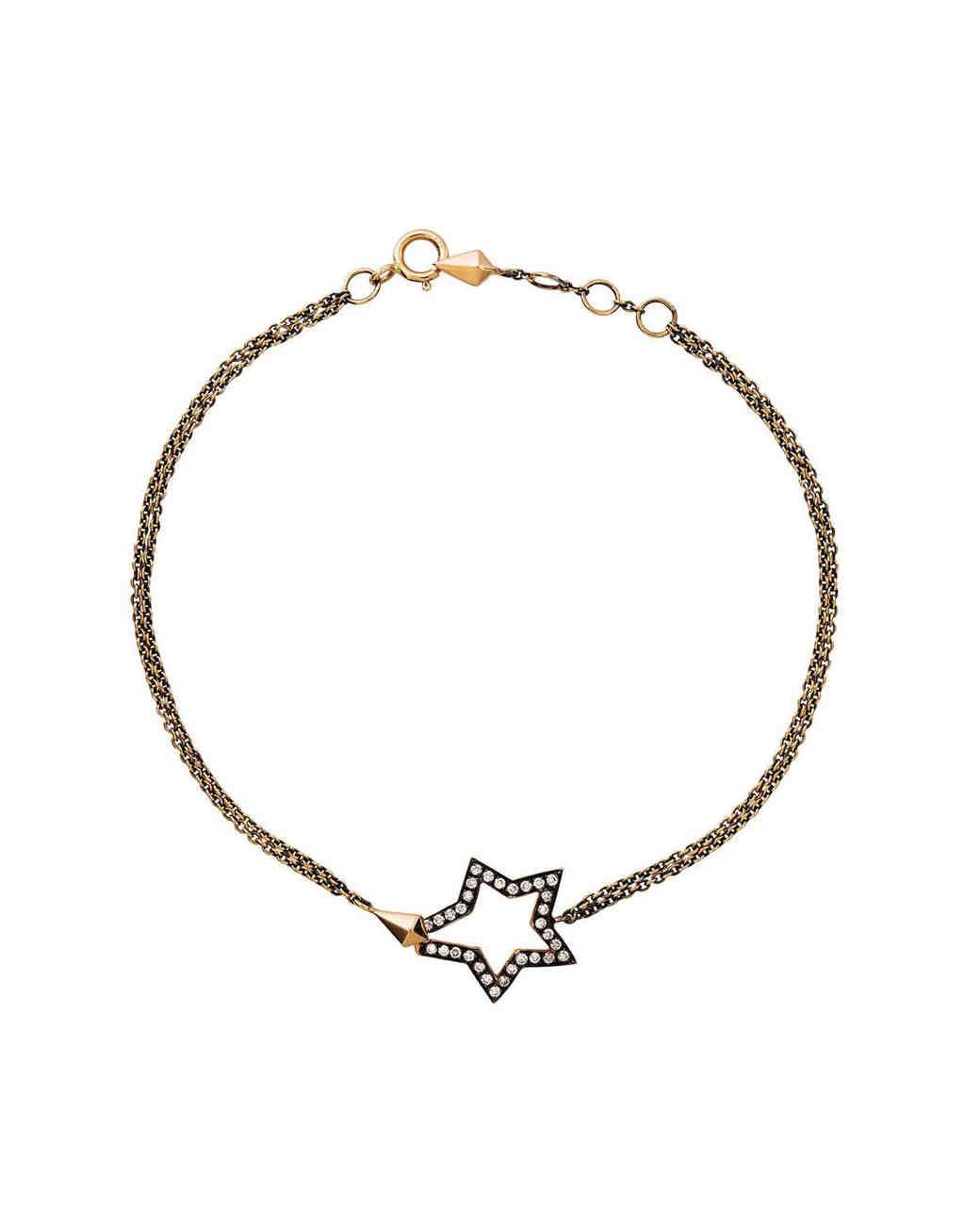 diamond star barcelet