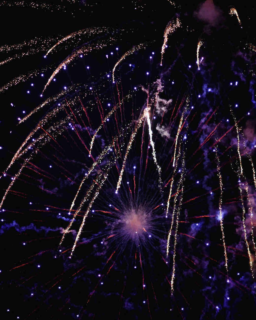 patriotic party fireworks