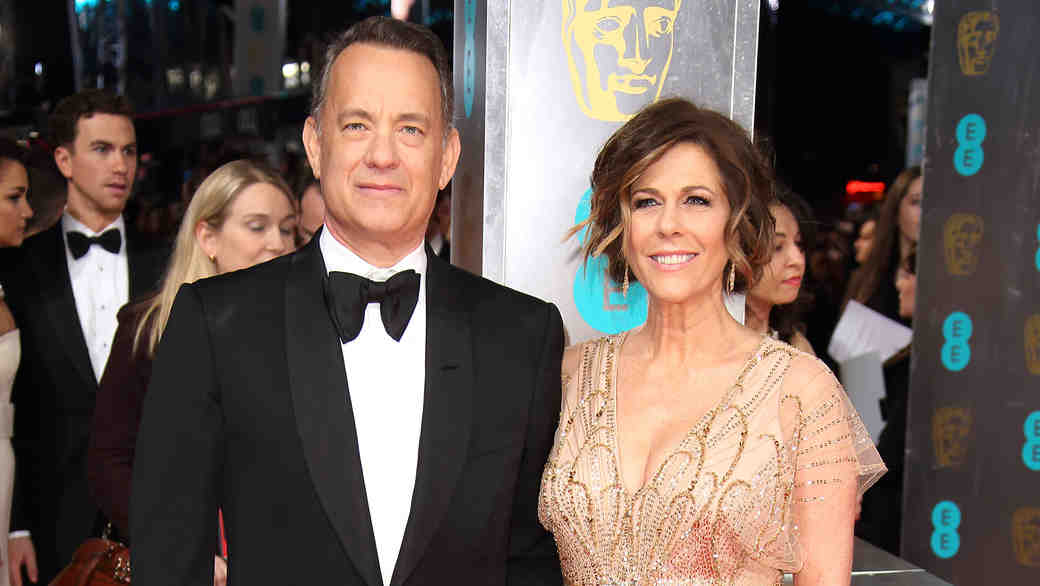 Rita Wilson's New Music Video Includes a Photo from Her Wedding to Tom Hanks