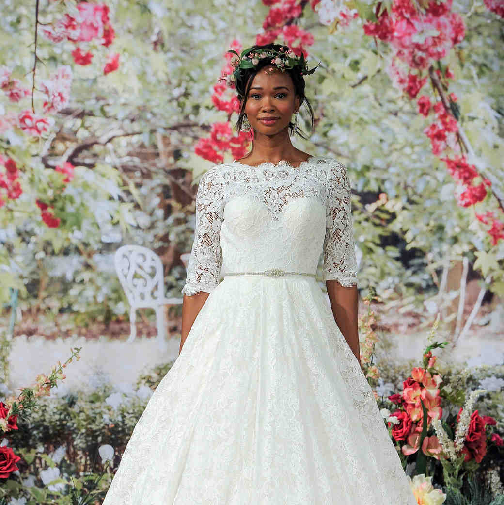 Maggie Sottero Fall 2017 Wedding Dresses: Martha Stewart Weddings