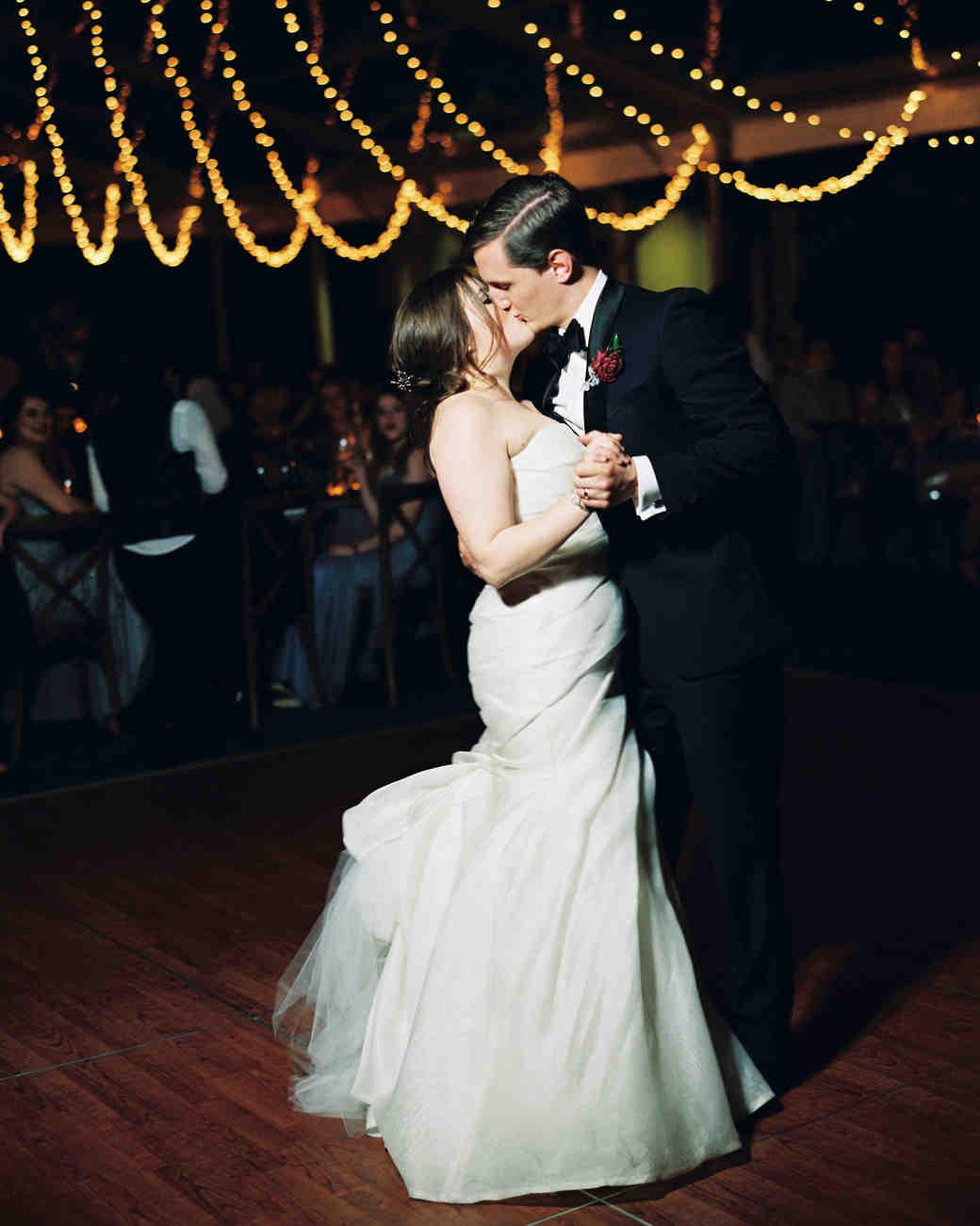 samantha michael wedding first dance