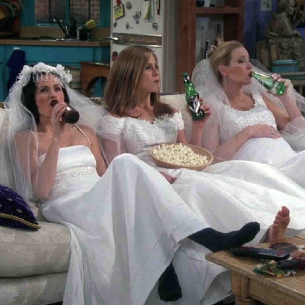 The 7 Emotional Stages of a Wedding Day