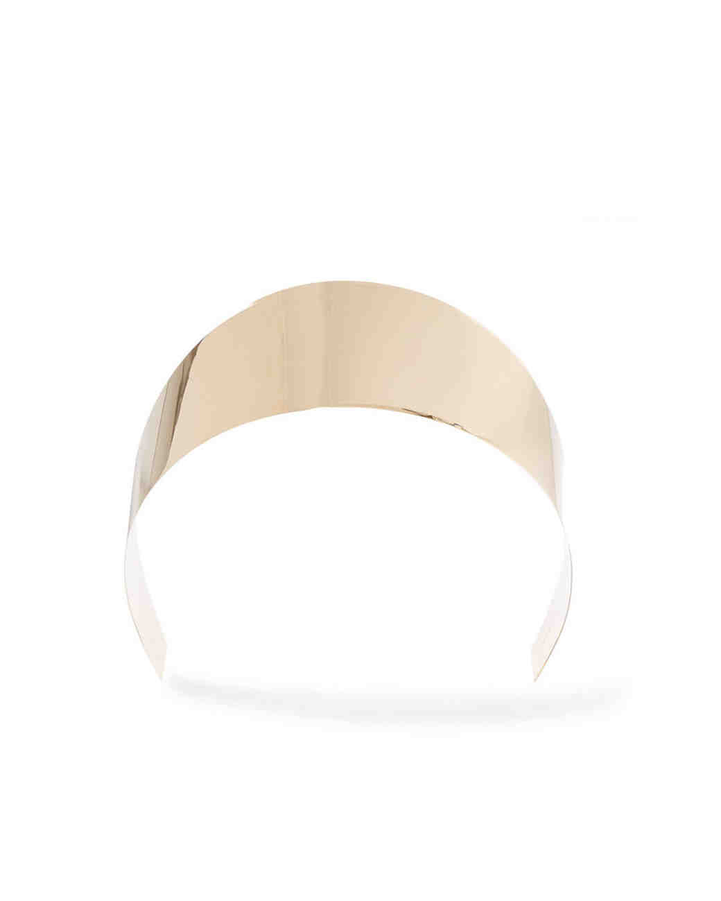 Flower crown alternatives Givenchy gold headband