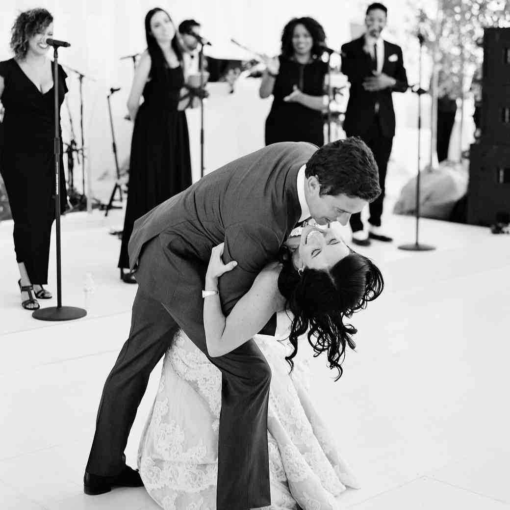 kalen boyd wedding dance dip