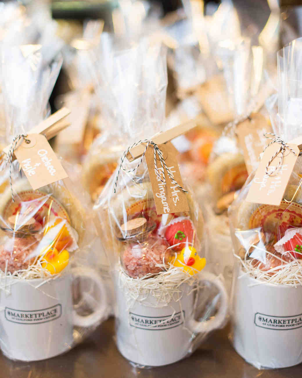 wedding favor mugs
