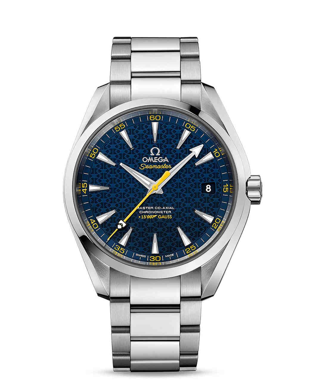 Omega Seamaster Aqua Terra Master Co-Axial Watch