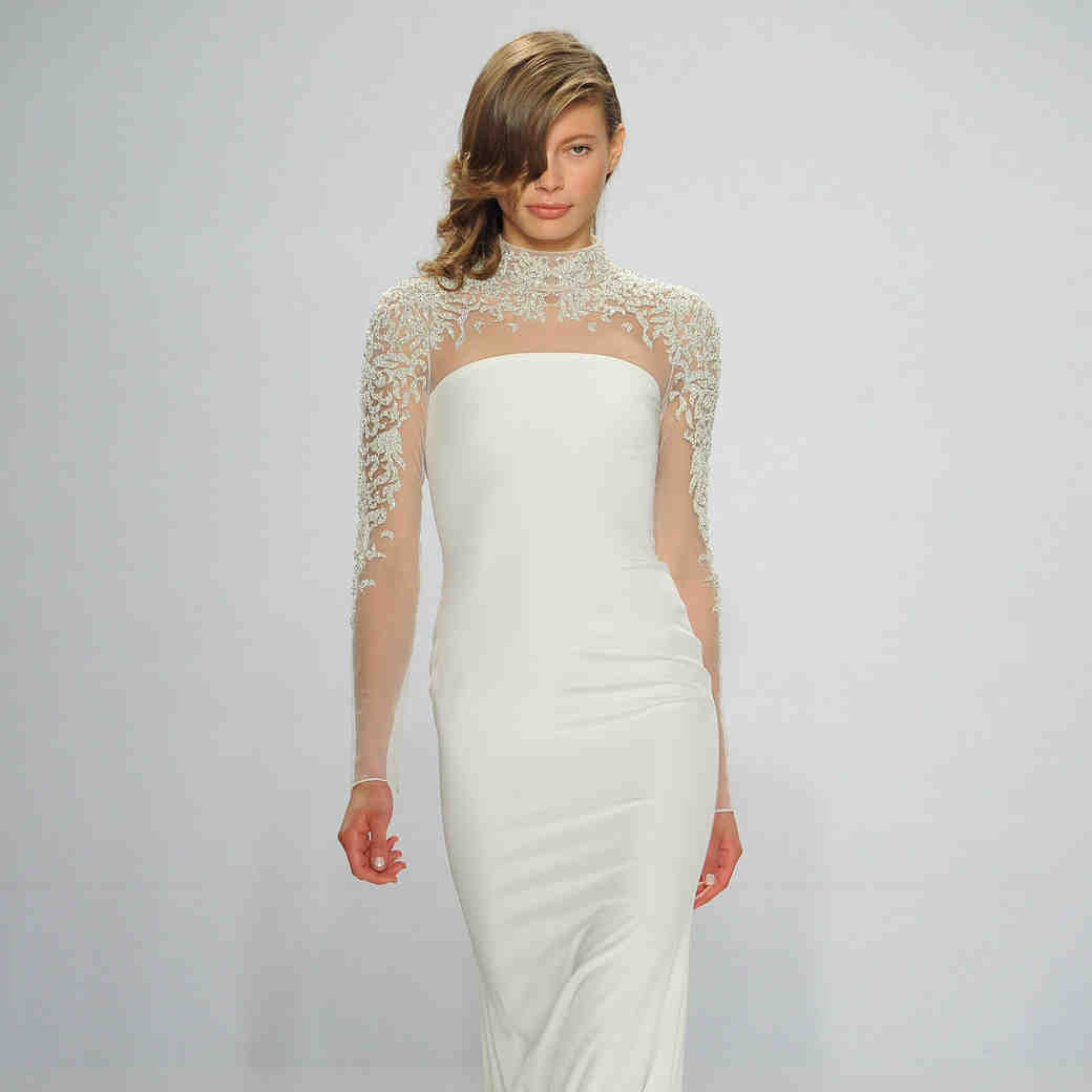 Christian Siriano for Kleinfeld Spring 2017 Wedding Dress Collection