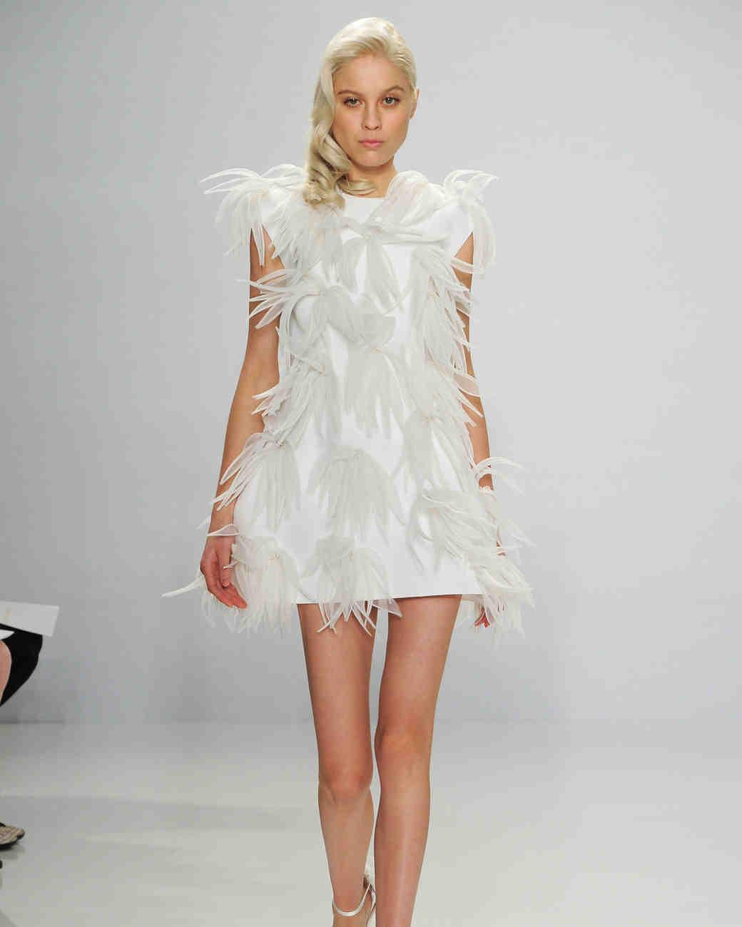 Christian Siriano For Kleinfeld Spring 2017 Wedding Dress
