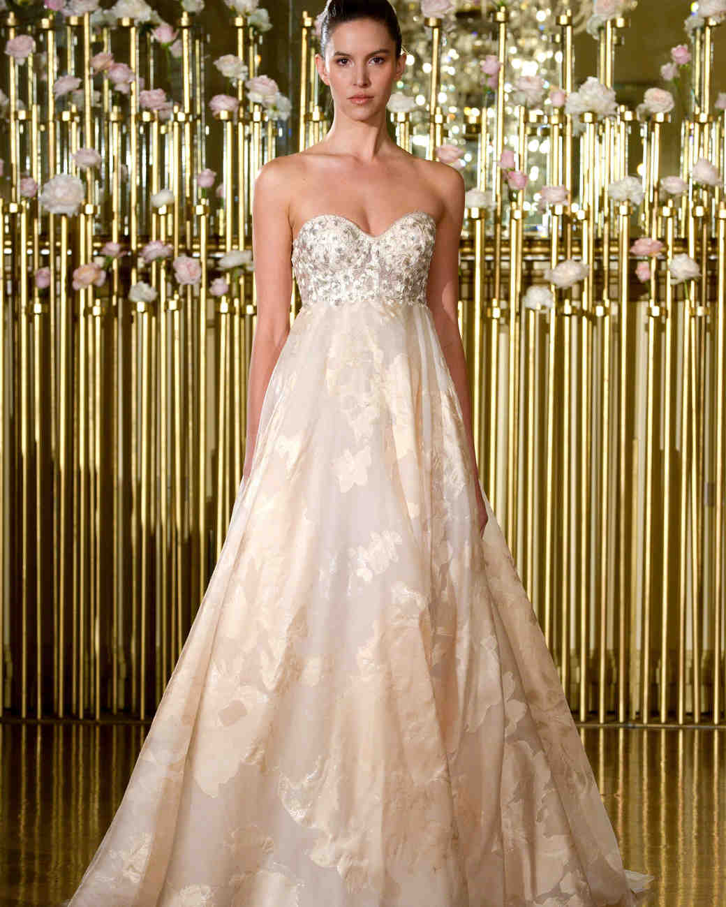 Francesca Miranda A-Line Wedding Dress with Sweetheart Neckline Spring 2018