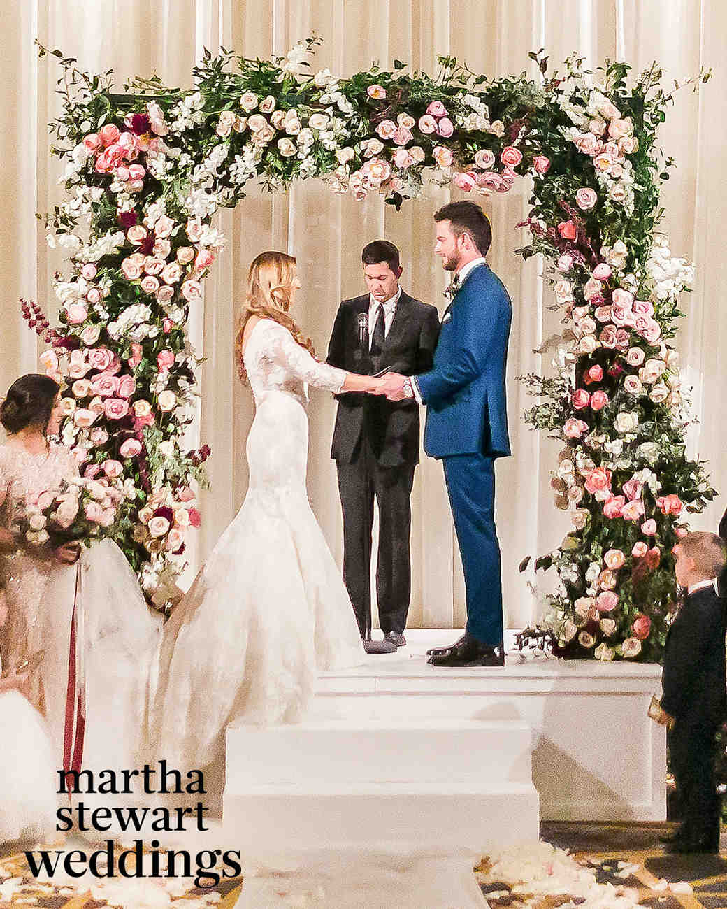 jessica and kris bryant ceremony couple