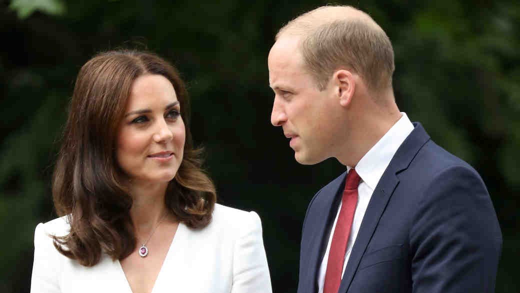 Kate Middleton in Alexander McQueen White Skirt Suit