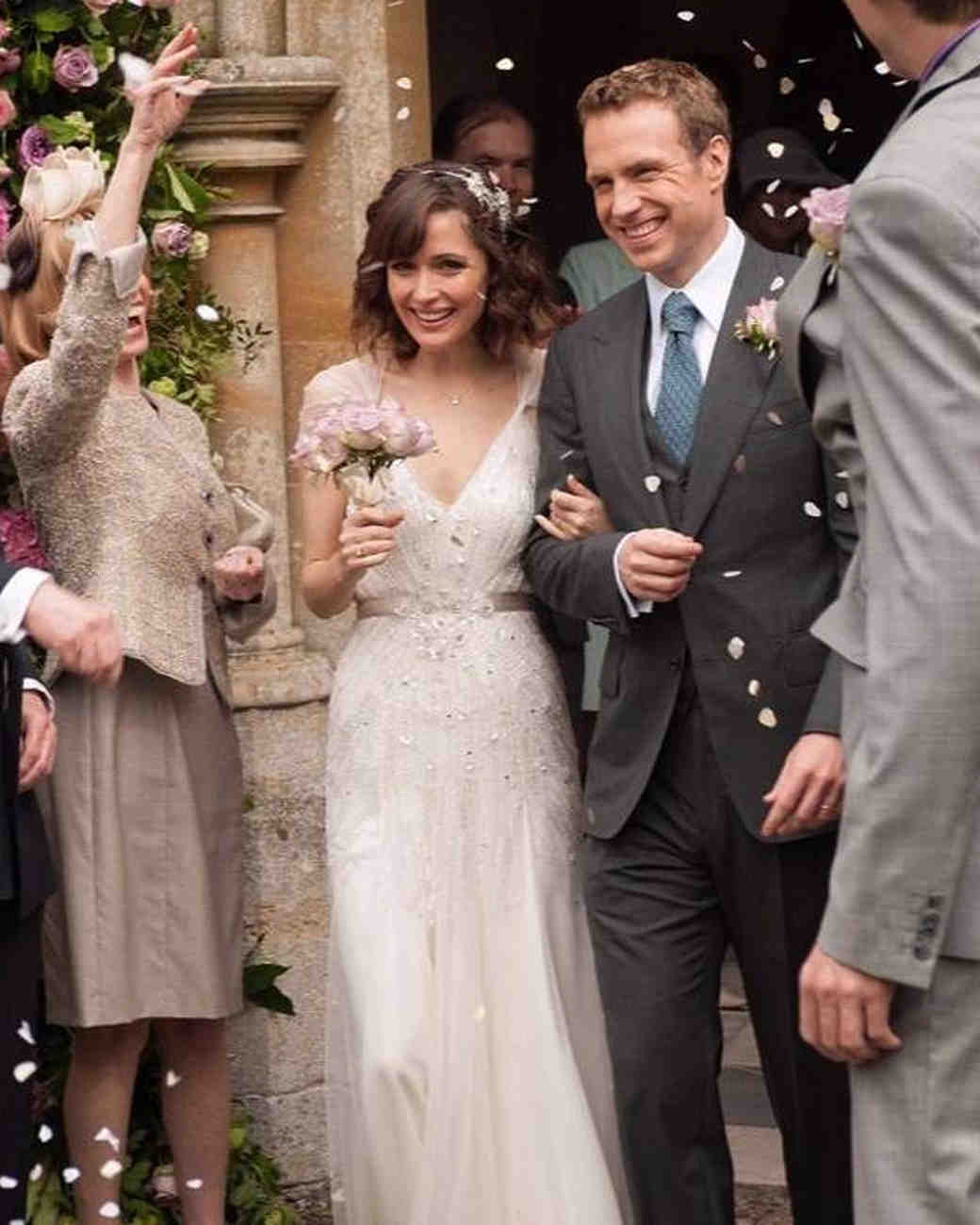 The most iconic movie wedding dresses of all time martha for I give it a year wedding dress