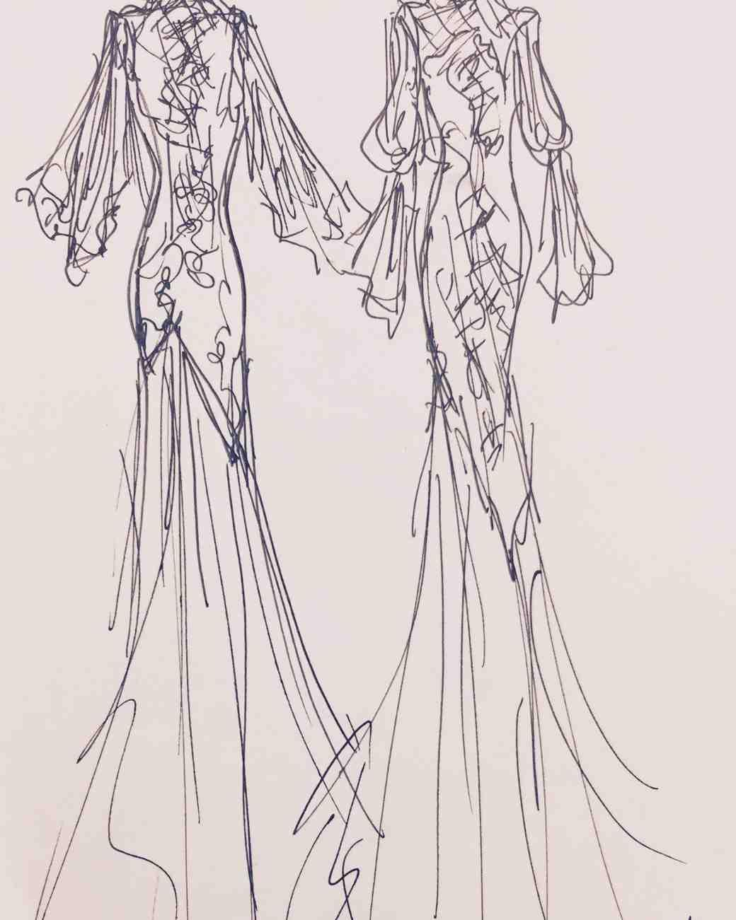 Spring 2018 BFW Sketches Elizabeth Fillmore