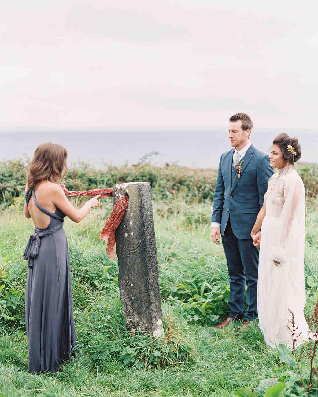 bride groom ceremony